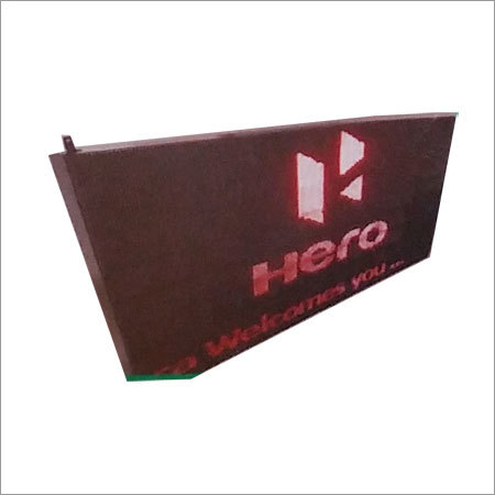 P10 Multi Colour Outdoor Scrolling Board