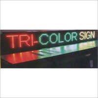 Scrolling LED Board