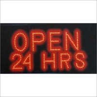LED Open Closed Signs