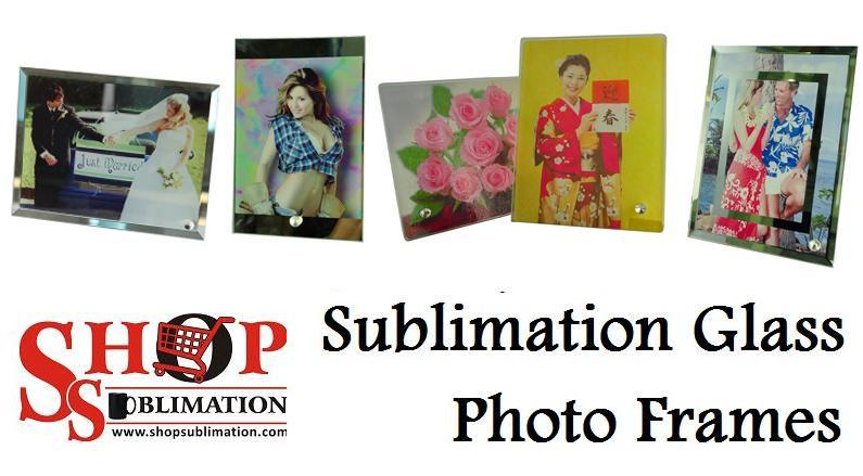 Sublimation Glass Photo Frames - Gauri Merchandisers, 3rd Floor, E2 ...