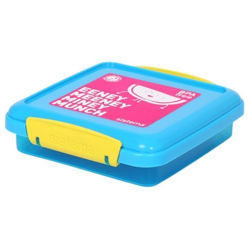 Sandwich Box coloured
