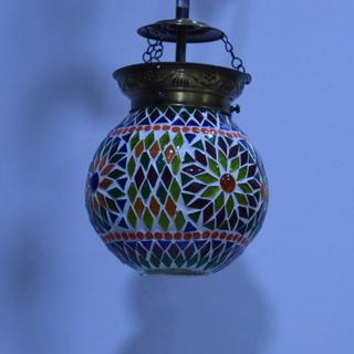 Mosaic Hanging Lamps