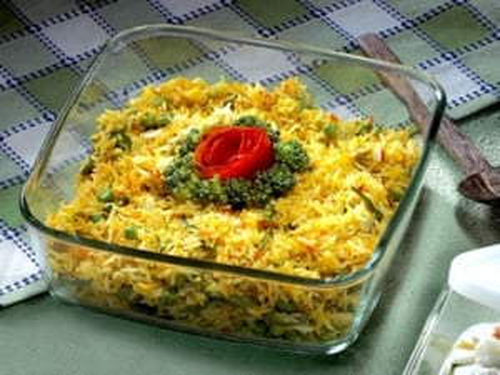 Borosil Square Dish W/o Handle and Cover