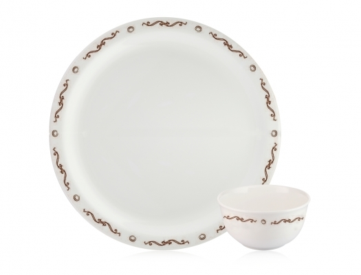 Dinner Set Milano (Verona - 22 Pcs)