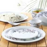 35 Pcs Milano Dinner Set (English Summer)