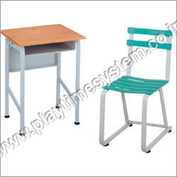 School Chair and Table