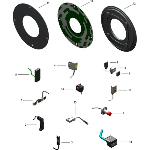 SENSORS AND ELECTRICAL PARTS