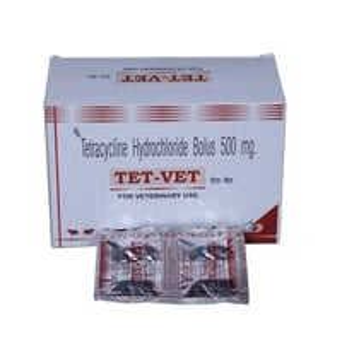Tetracycline Hydrochloride Bolus