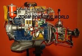 Vehicular Type Petrol & Diesel Engine