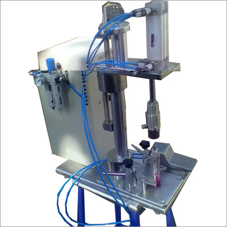 Perfume Collar Fitting Machine