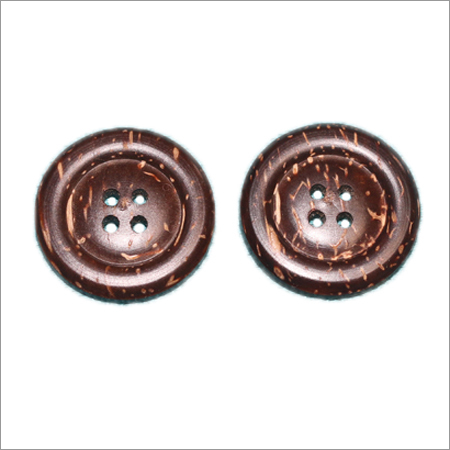 Designer Shell Buttons