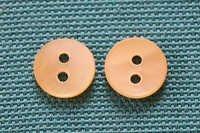 Shell Garment Button