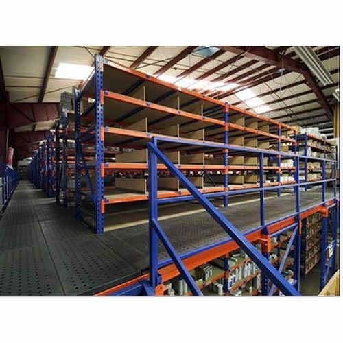 Heavy Duty Long Span Shelving Racks
