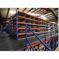 Heavy Duty 02 Tier/Multi Tier Racking System