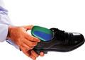 ICB Orthotics Foot Insoles