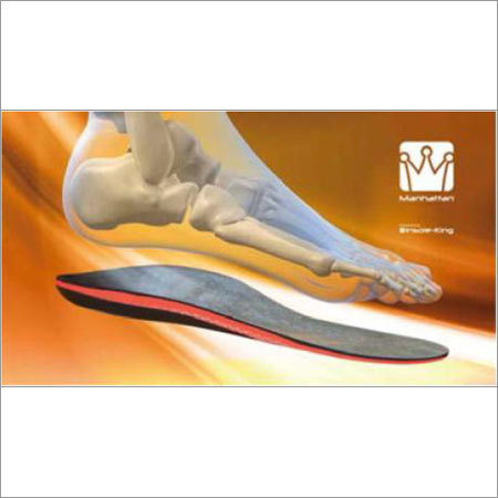 Customized Orthotics/Foot Insoles