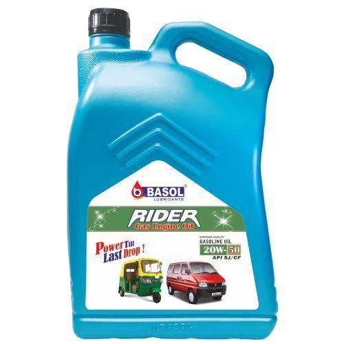 Automotive Gas Engine Oil