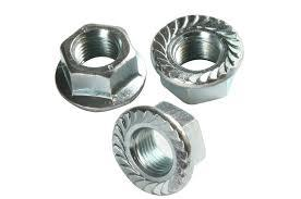 Industrial Flange Nuts