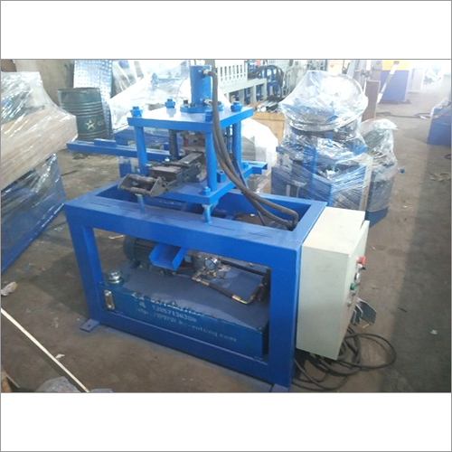 Industrial Buckle Machine