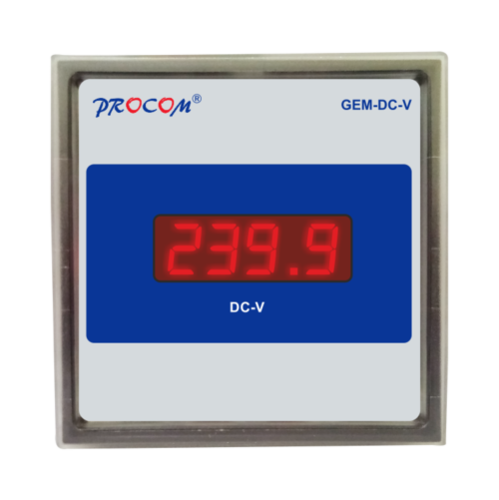 Industrial Digital Panel Meter