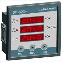 Electronic Digital Panel Meters