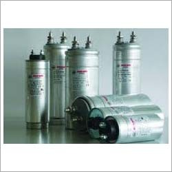 Heavy Electrical Capacitor