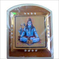 Lord Shiva Car Dashboard Temple