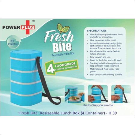 Power Plus lunch box