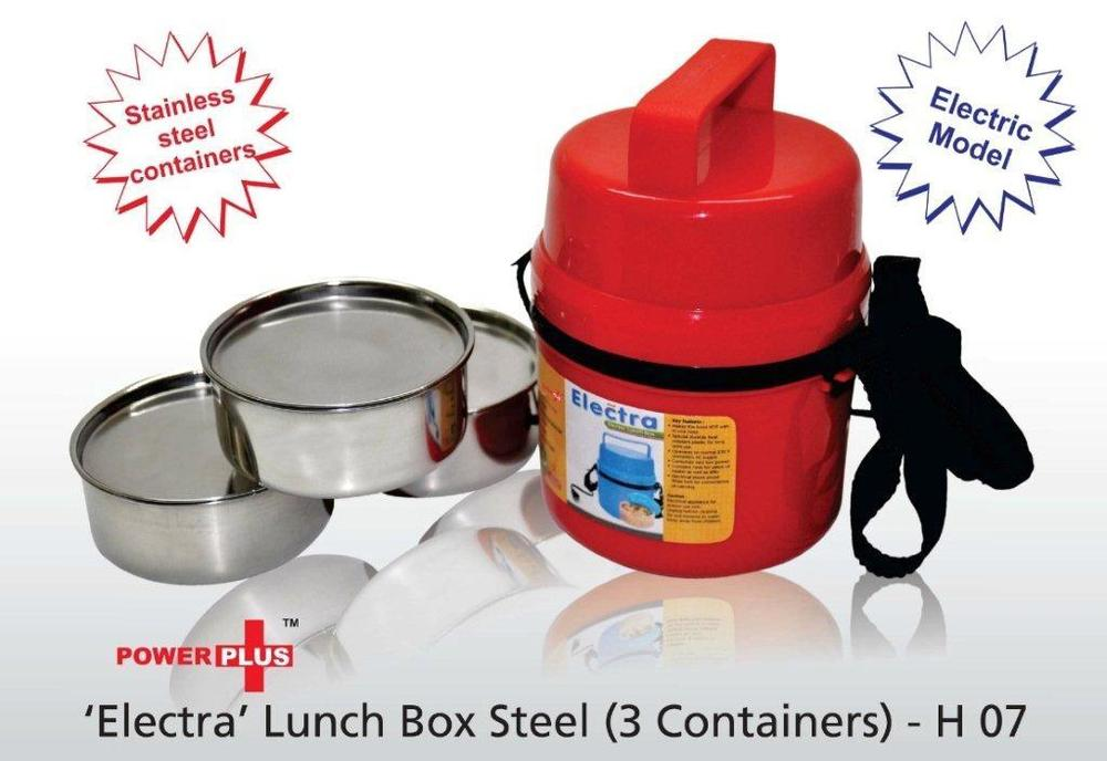 Power plus Electra Lunch Box -Container