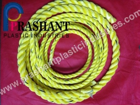 Coloured Hdpe Ropes