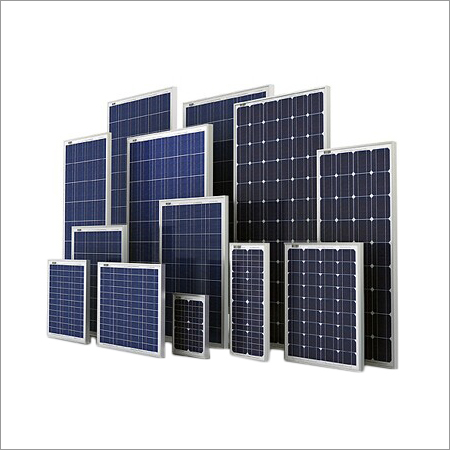 Solar Panels All Mix