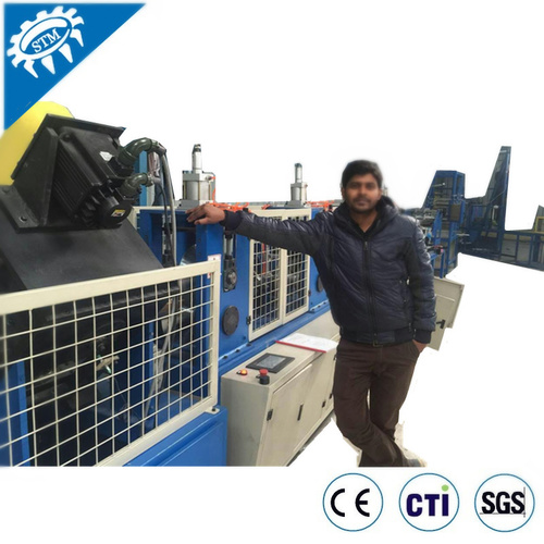 Fast Speed Edge Protector Making Machine