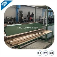 U Profile Edge Protector Machine