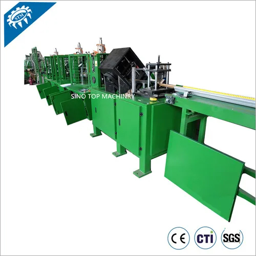 40m/min Paper Angle Board Machine