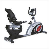 Magnetic Recumbent Exercise Bike