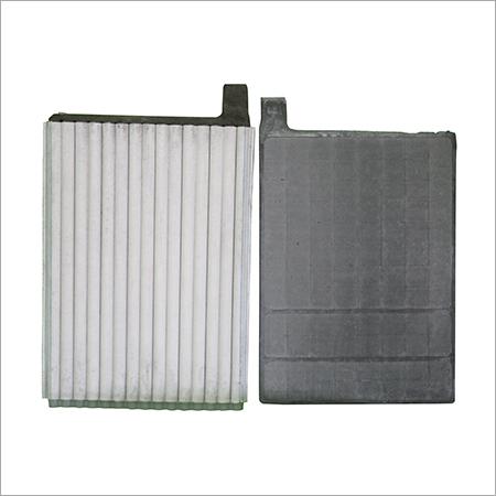 DIN Battery Plates