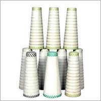 Waxed Cardboard Cones