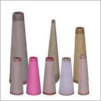 Custom Textile Paper Cones