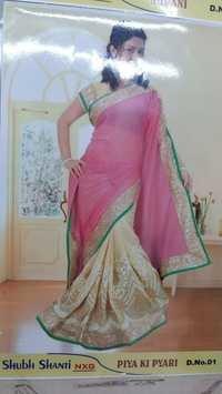 Nice Looking Saree