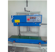 Automatic Continuous Band Sealer Machine