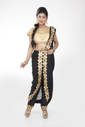 Trouser Saree