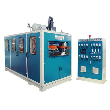 Thermoform Glass Machine