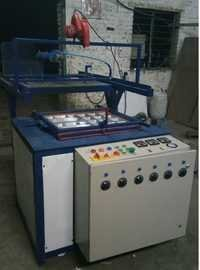 Semi automatic Tharmocol Plate making machine