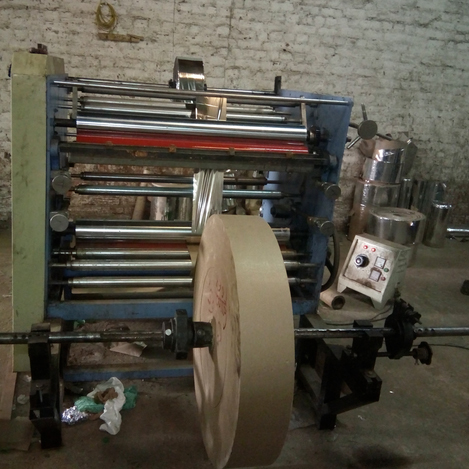 Lamination Machine (roll to roll)