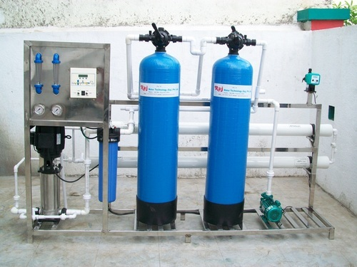 Commercial Water Mineral Plant