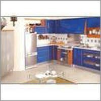 Modular Kitchen Baskets Designing