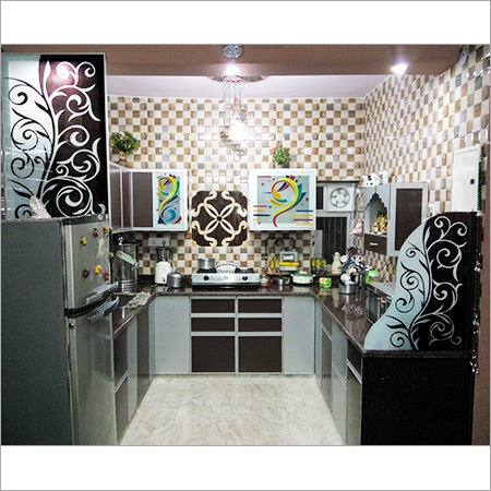 Italian Aluminium Modular Kitchen