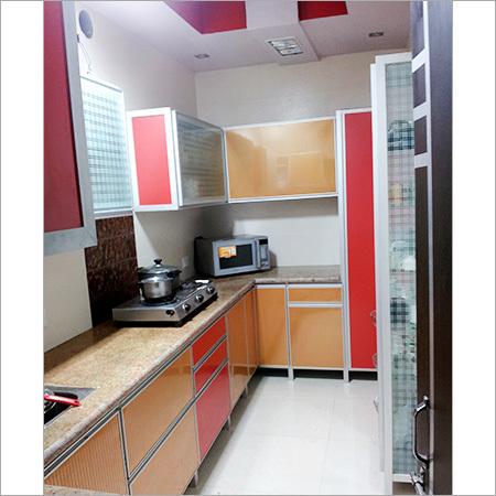 Custom Aluminium Kitchen