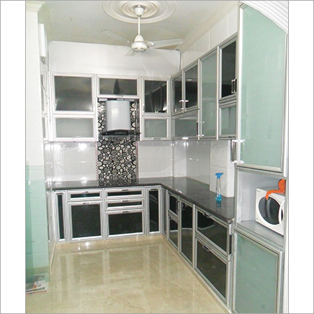 Aluminium Modern Design Kitchen
