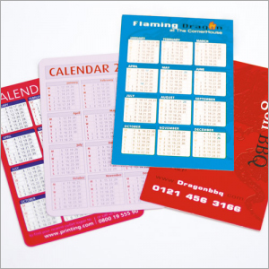 Promotional Pocket Calendars